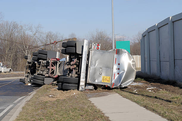 trucking accident 2021.